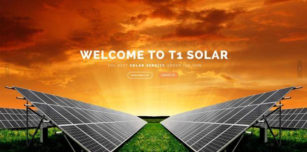 T1 Solar
