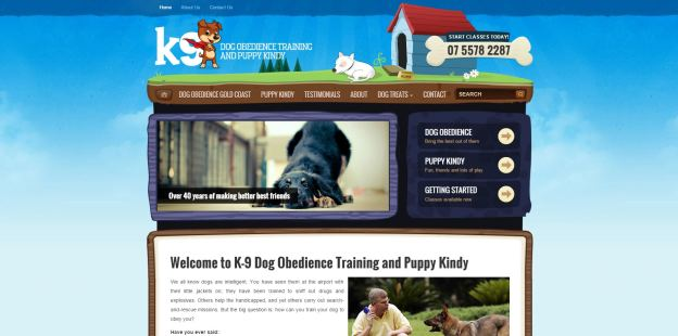 Dog Obedience Gold Coast